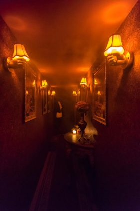 Salon Obscura by Phil Porter