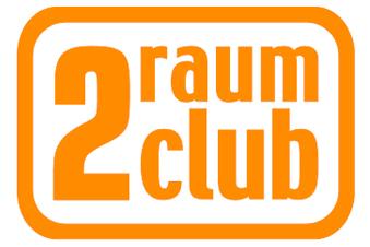 Logo 2raumclub Bremen