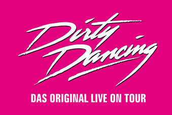 Dirty Dancing on Tour Logo