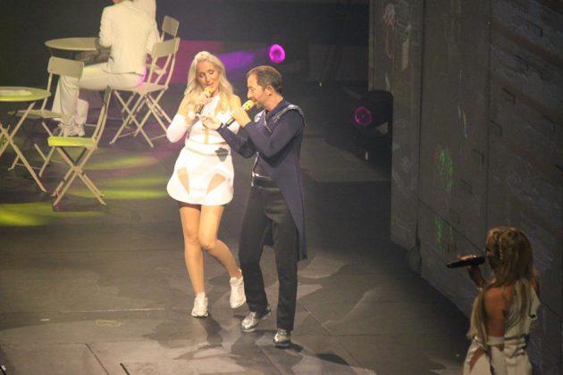 DJ BoBo: �KaleidoLuna� Tour 2019 in der �VB-Arena