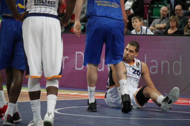Hanse Game: Eisbären Bremerhaven vs. Basketball Löwen Braunschweig