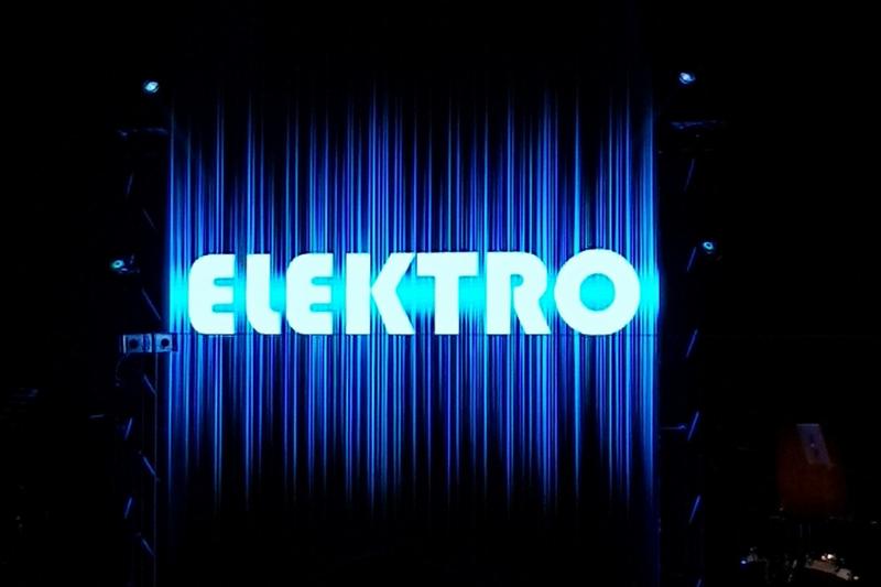 """Elektro"" im GOP Varieté-Theater Bremen"