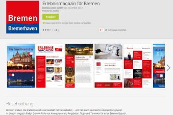 Erlebnismagazin für Bremen und Bremerhaven