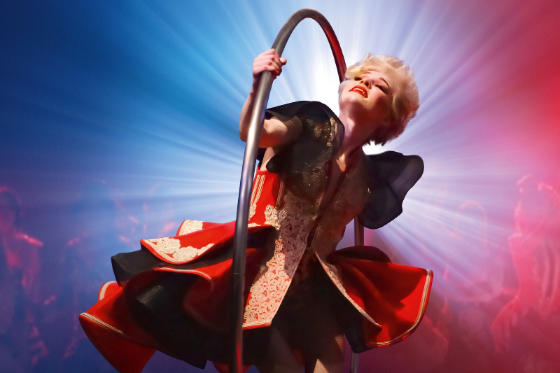 """Circus"" im GOP Varieté-Theater Bremen"