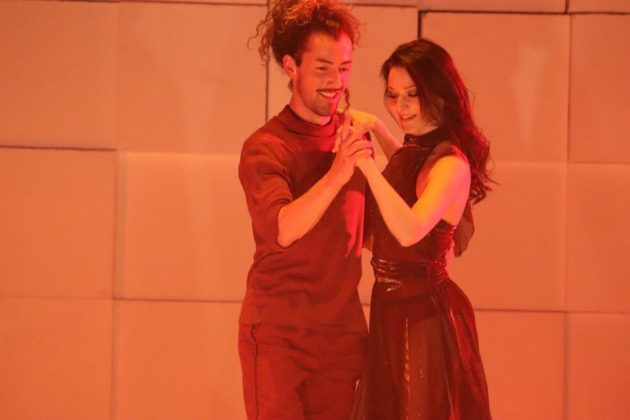 """GOP Varieté-Theater Bremen: Premiere """"Sombra"""""""