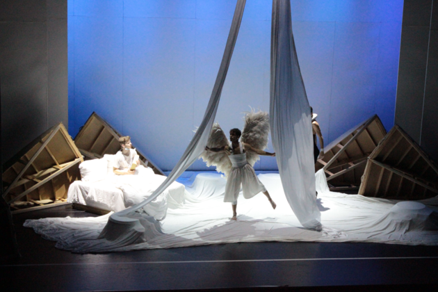 �Der kleine Prinz auf Station 7� im GOP Varieté-Theater Bremen