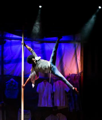 GOP Varieté-Theater Bremen: Premiere �Le Club Reloaded�