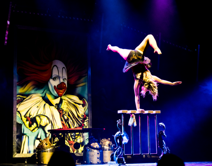 """GOP Varieté-Theater Bremen: Weltpremiere """"Circus"""""""