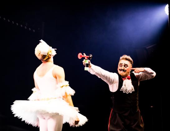 GOP Varieté-Theater Bremen: Weltpremiere �Circus�