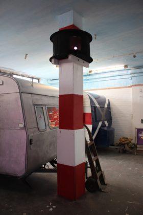 �HafenTraum� � das IndoorHostel Camp in der �berseestadt Bremen