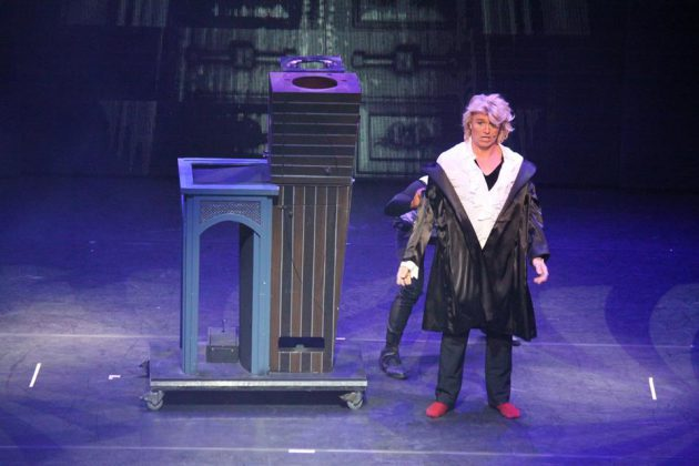 Hans Klok im Metropol Theater Bremen