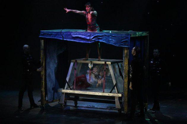 Hans Klock im Musical Theater Bremen