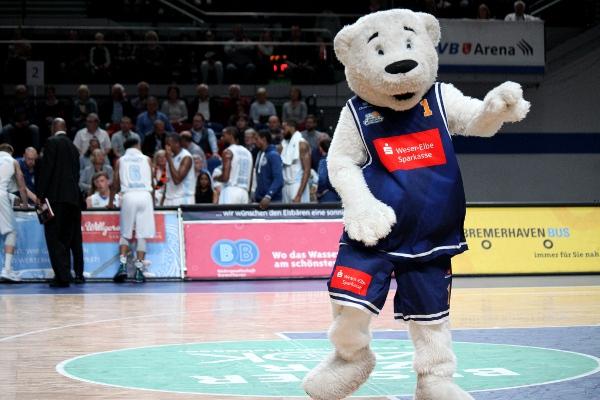 Hanse Game: Eisbären Bremerhaven vs. BG Göttingen