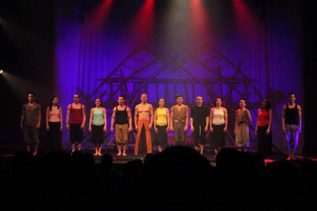 GOP Varieté-Theater Bremen: Premiere �Sông Tr�ng�