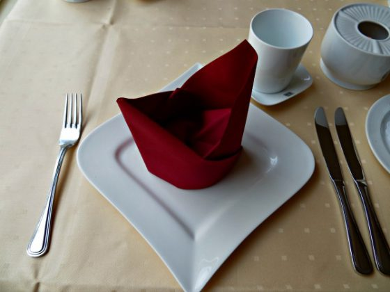 Tea Time im Café Hauptmeier